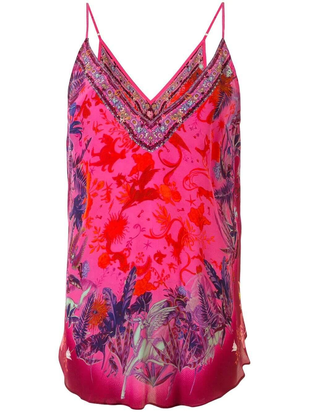 Tropic of Neon Printed Cami