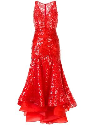 Daisy Sequin Gown