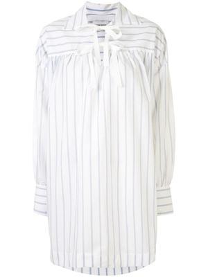 Dannyn Stripe Linen Top