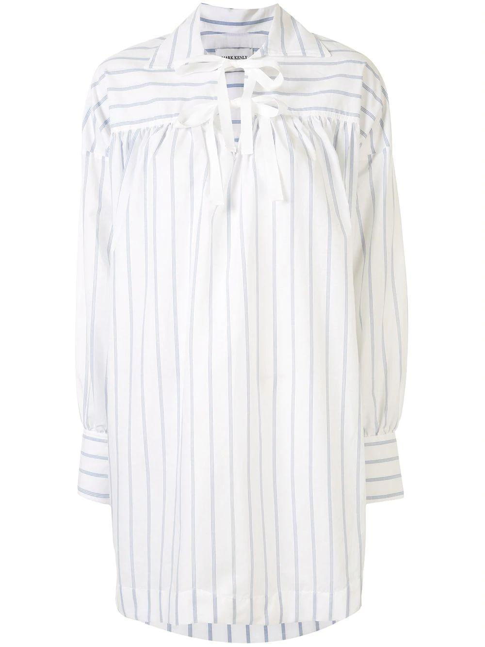 Dannyn Stripe Linen Top