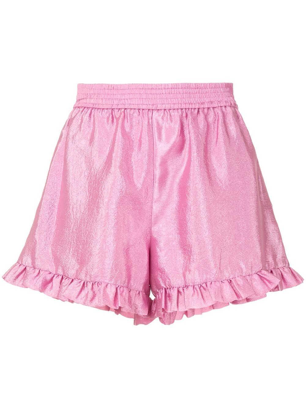 Joselyn Ruffle Bottom Short Item # SG2912