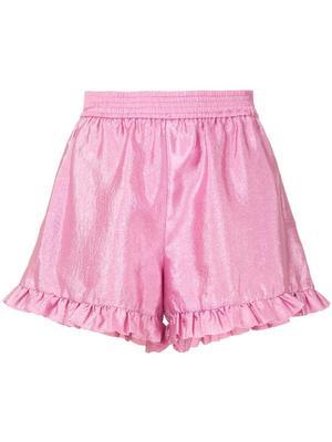 Joselyn Ruffle Bottom Short