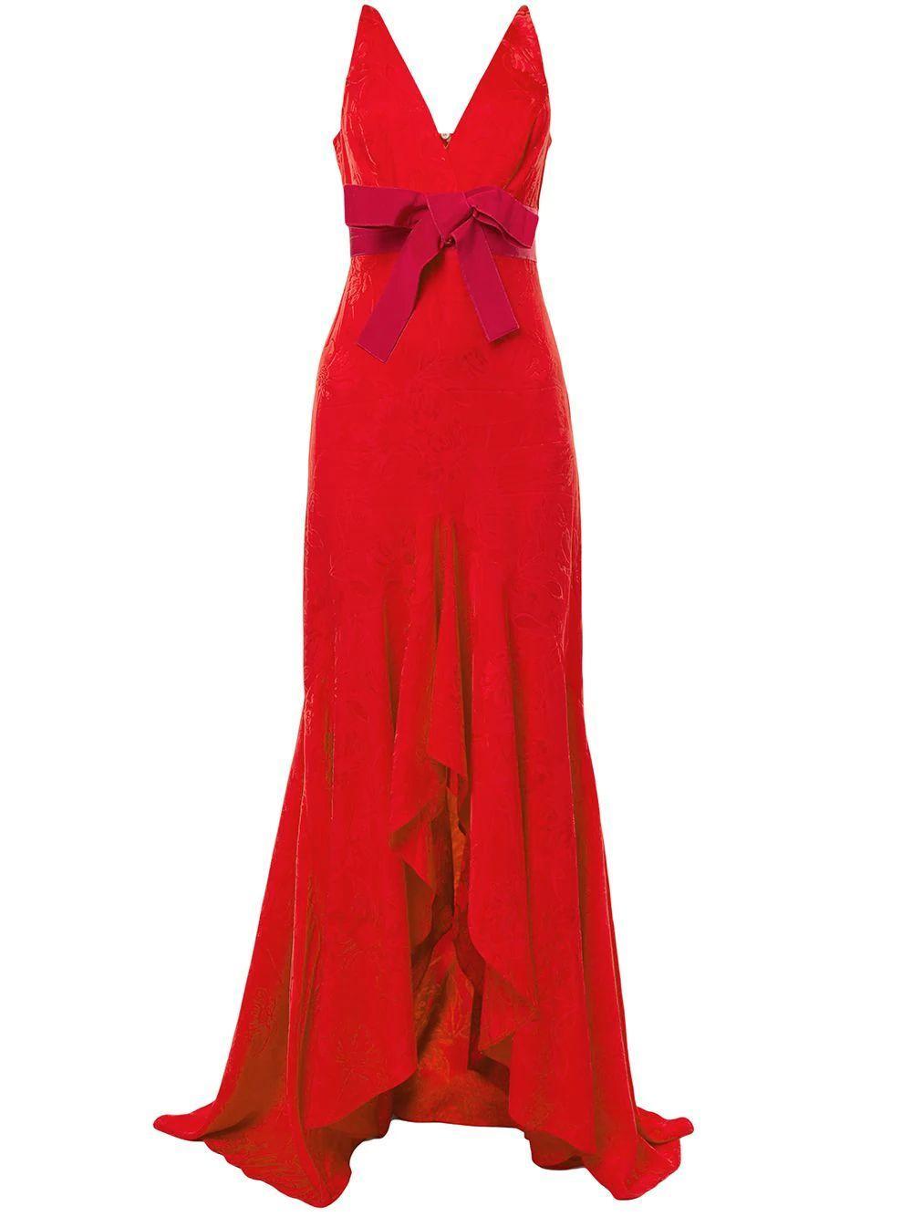 La Pollera Gown