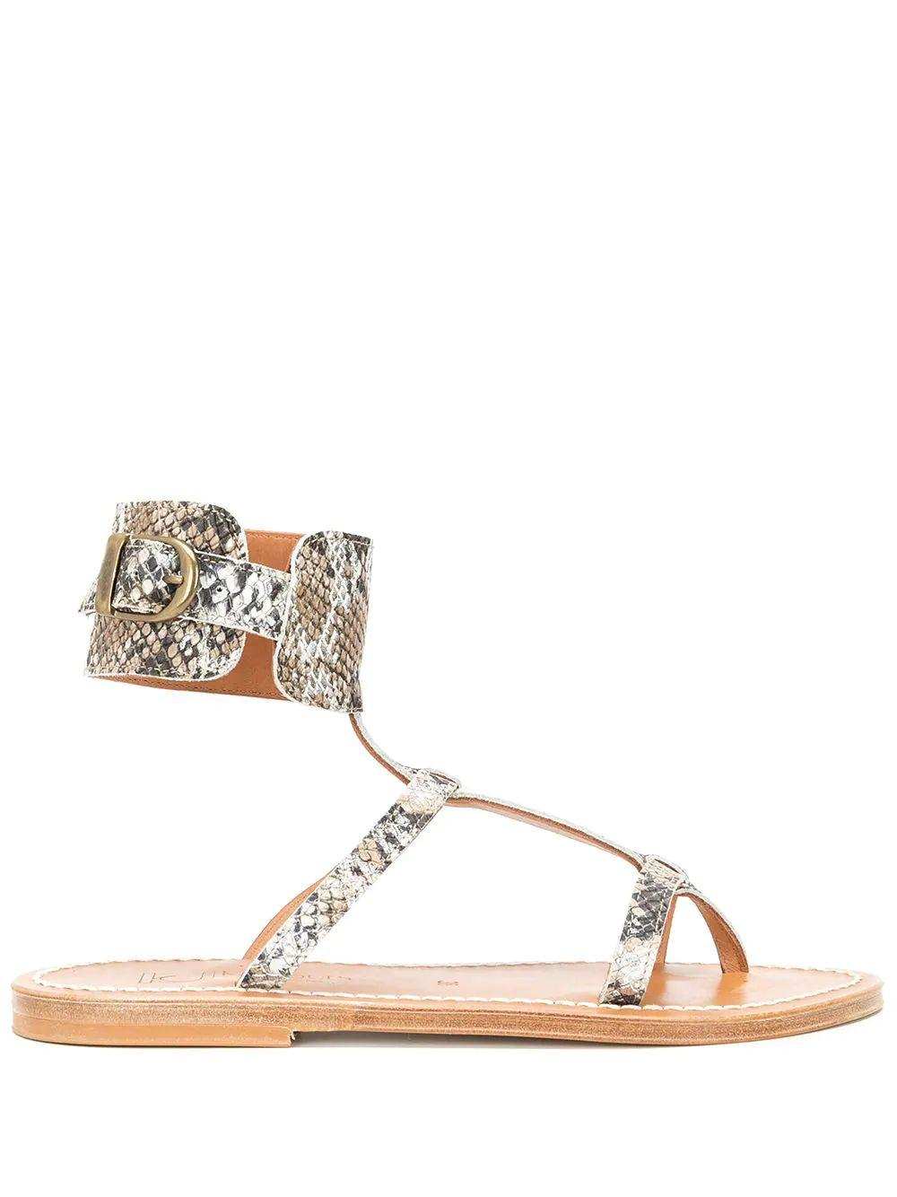 Caravelle Gladiator Sandal Item # CARAVELLE