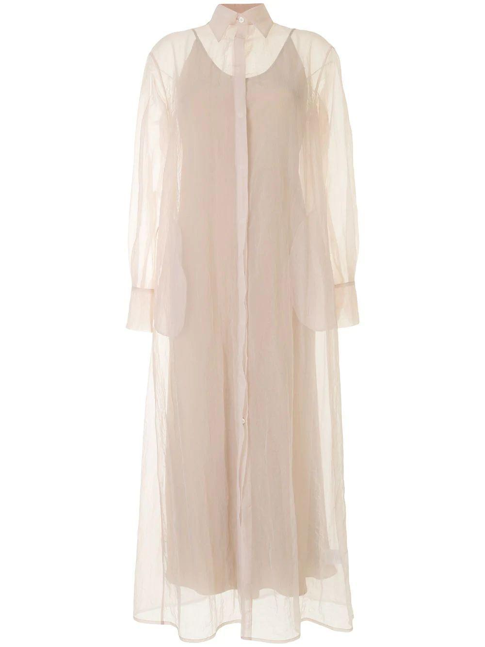 Daniella Organza Dress Item # 1081 03 138 0600