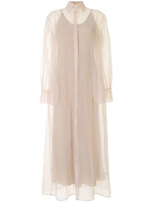 Daniella Organza Dress