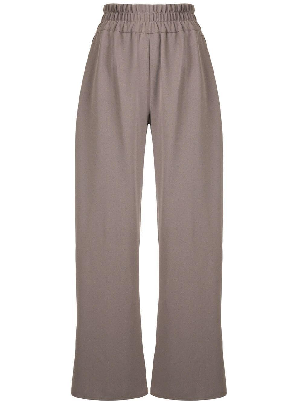 Poula Elastic Wide Leg Pant Item # 1039 10 150 0268