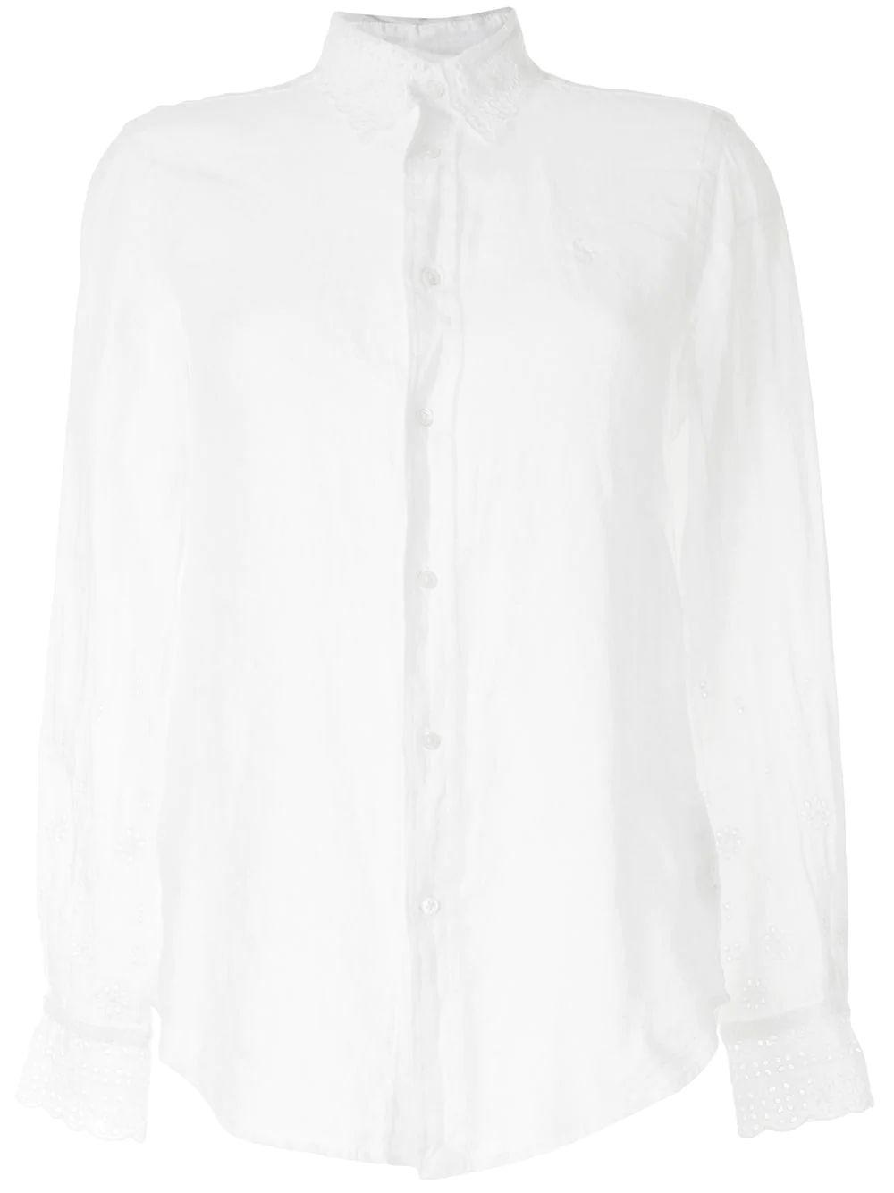 Georgia Button Down Shirt