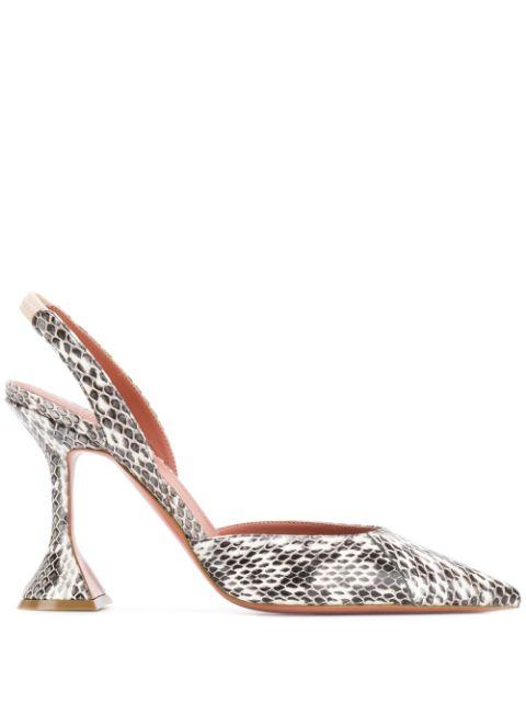 Holli 95mm Watersnake Slingback