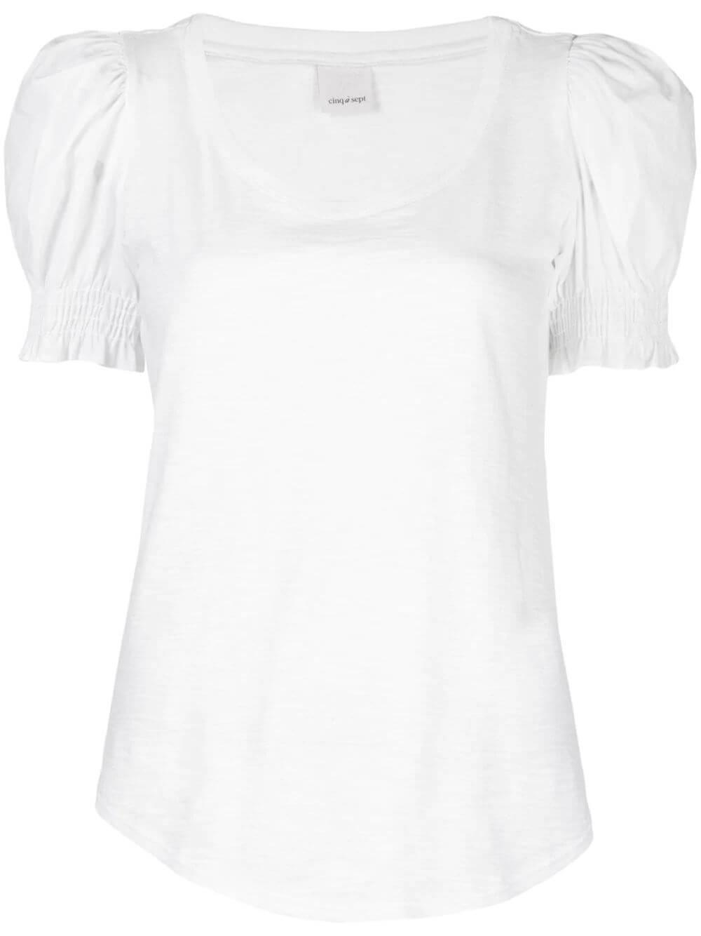 Valencia Scoop Neck Shortsleeve Tee