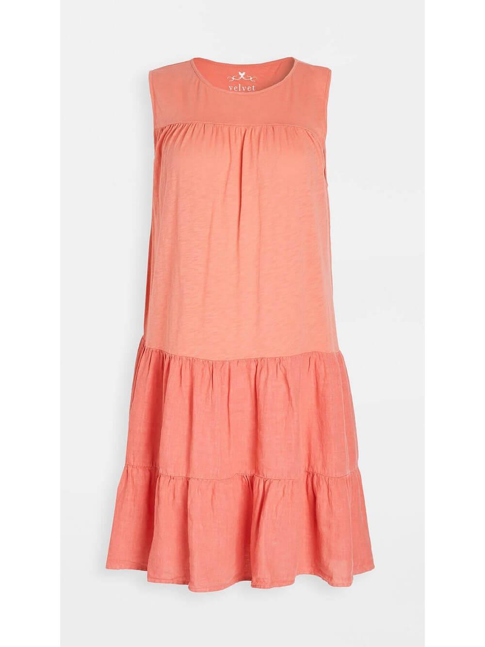 Charlotte Sleeveless Dress Item # CHARLOTTE04