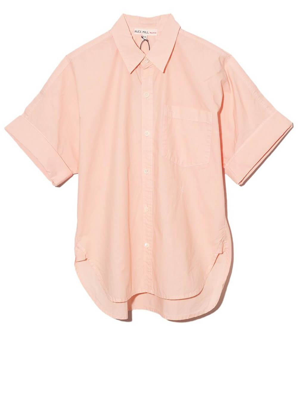 Charlie Shirt In Paper Poplin Item # WS212156