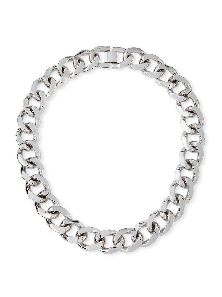 Armure Xl Curb Collar Necklace Item # FN11806