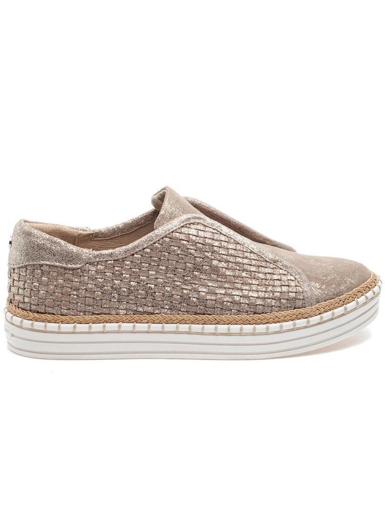 Kayla Brushed Suede Sneaker Item # KAYLA