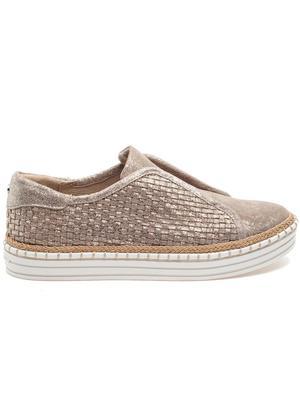 Kayla Brushed Suede Sneaker