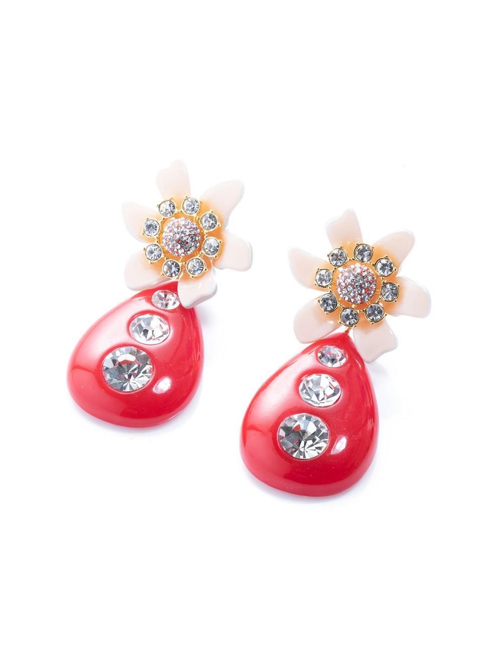 Flower Bulb Earrings Item # LS0961PH