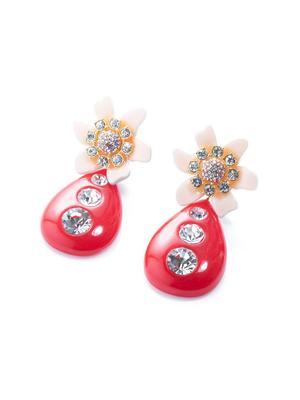 Flower Bulb Earrings