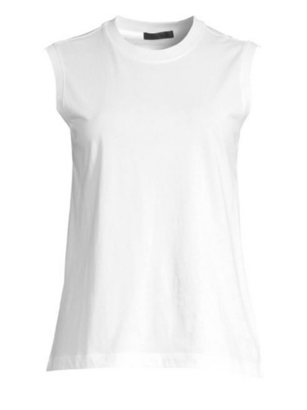 Classic Jersey Muscle Tee Item # AW1322-GAB