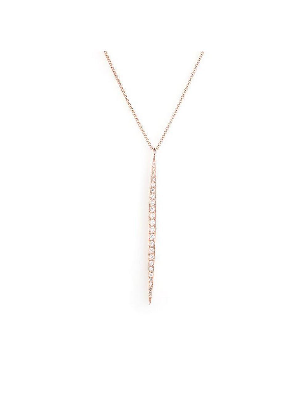 Diamond Drip Necklace Item # DRIP
