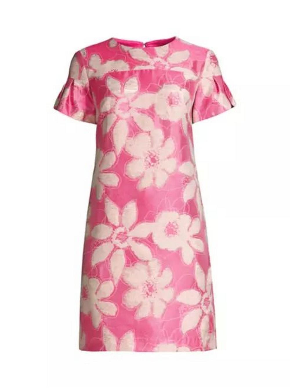 Jacinta Floral Print Dress