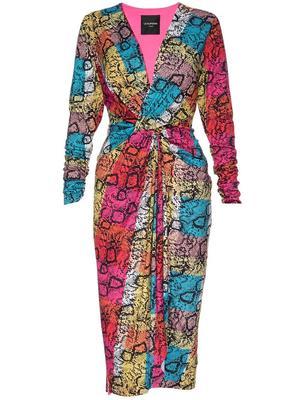 Baller Rainbow Dress