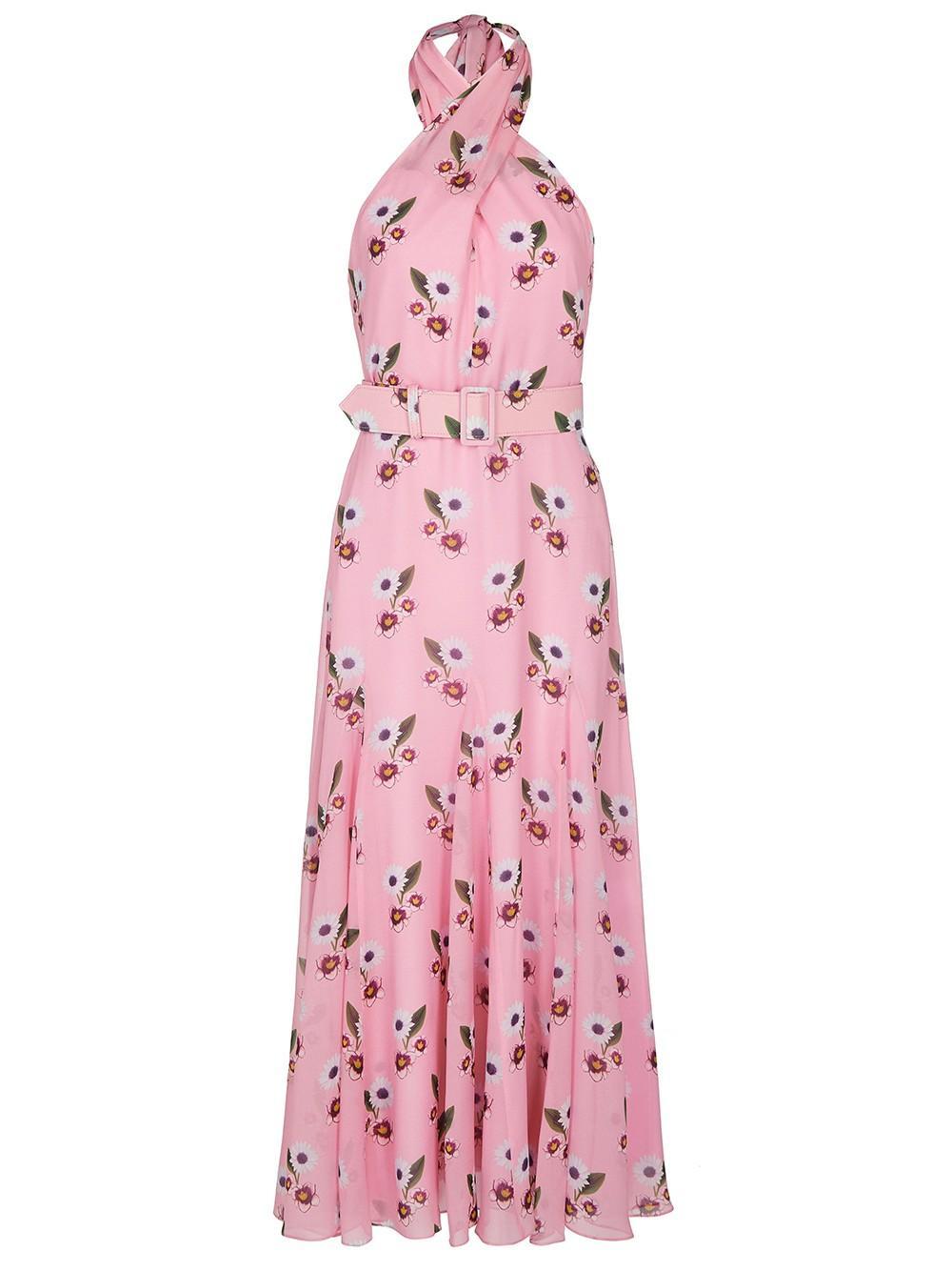 Zora Rose Print Dress