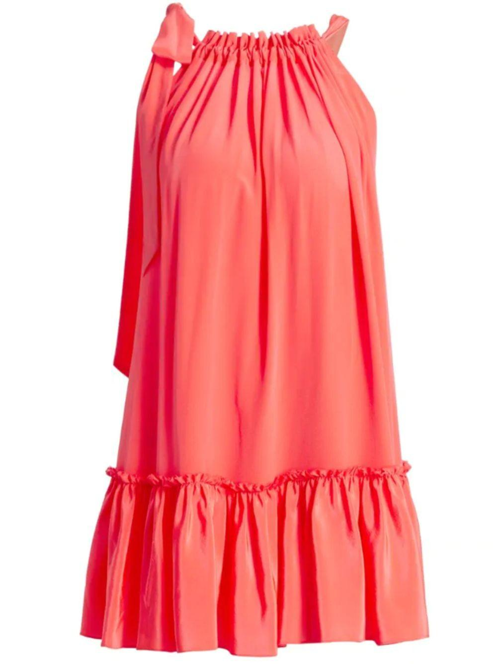 Mini Beach Gown Item # SP20-645HCORAL