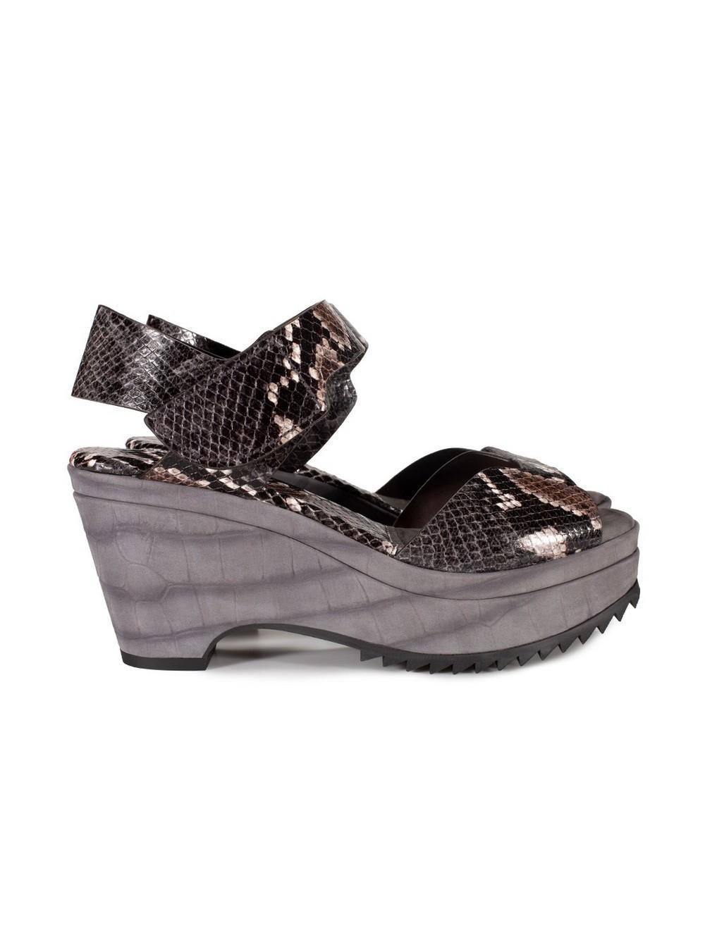 Fah Python Sandal