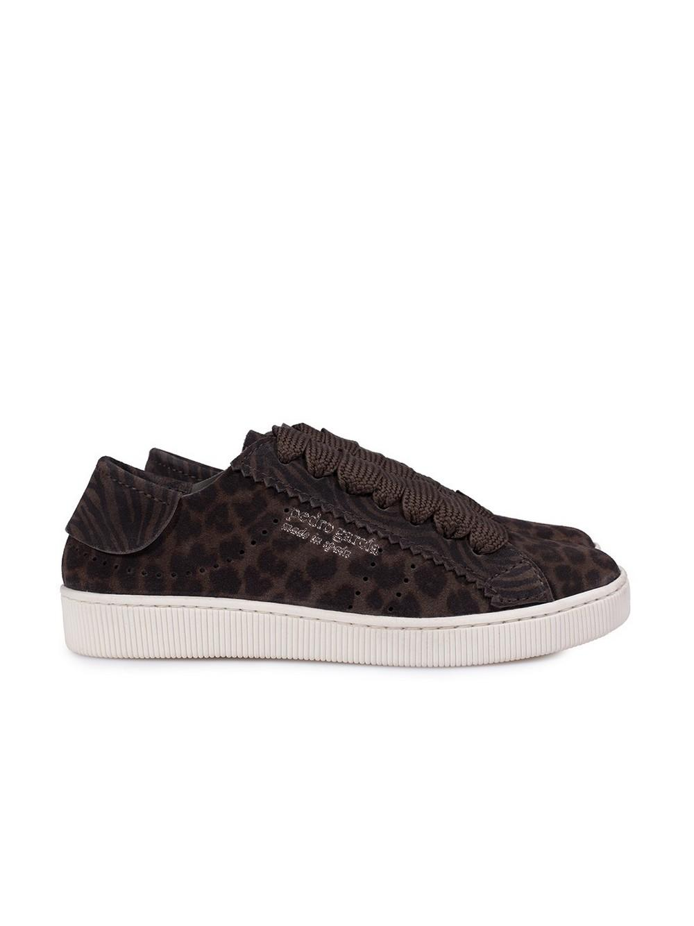 Perry Animal Print Sneaker Item # PERRY-LZ