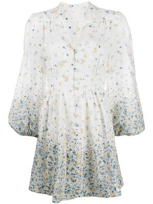 Carnaby Floral Short Dress