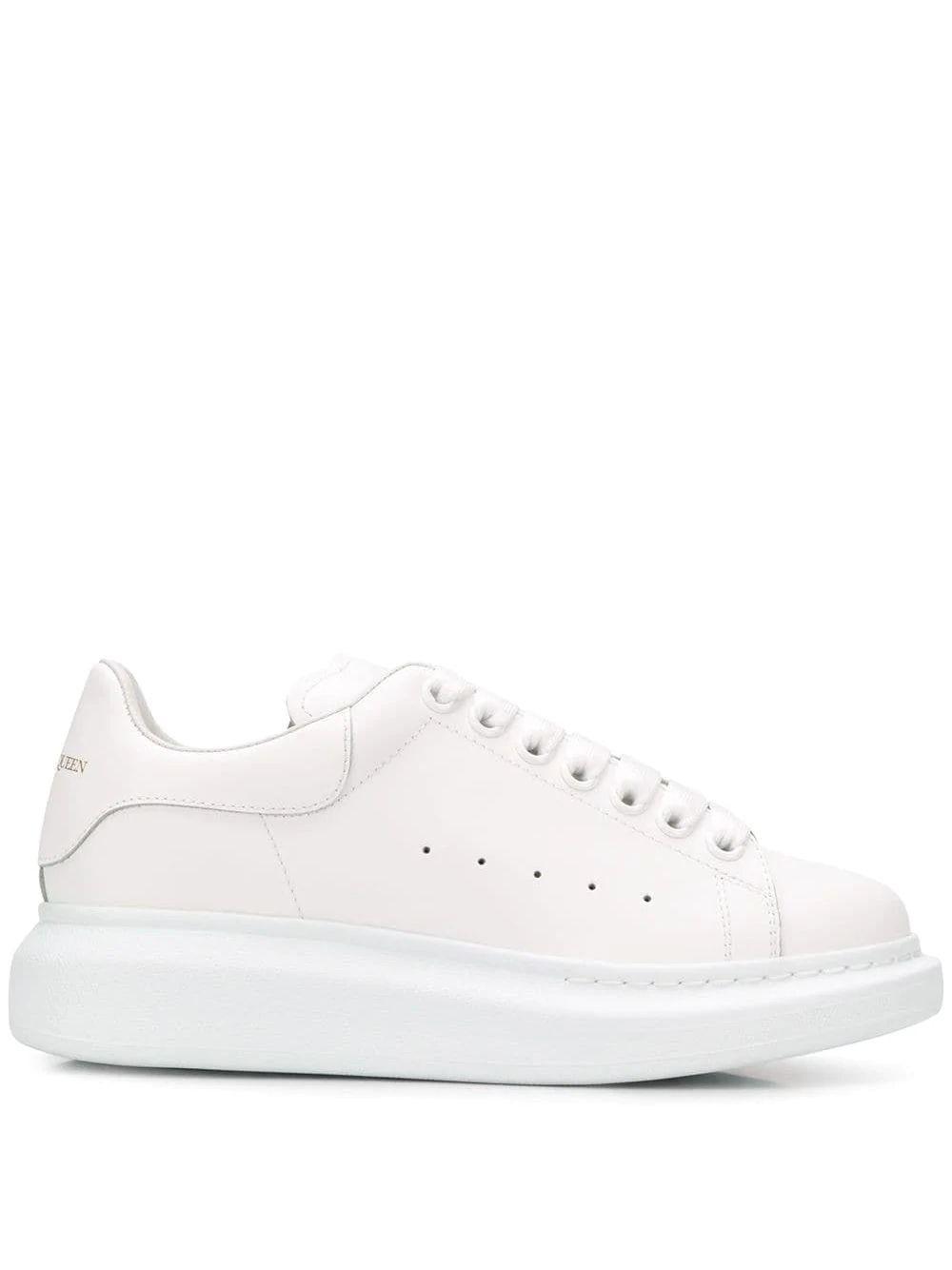 Oversized Sole Sneaker