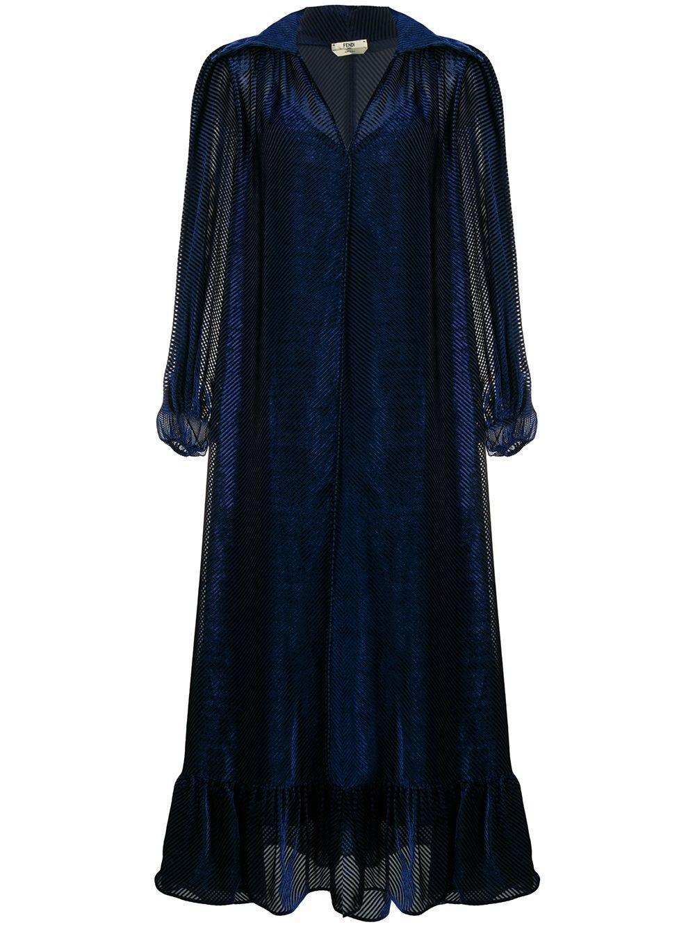 Diagonal Velvet Full Dress Item # FDA762-AC5O