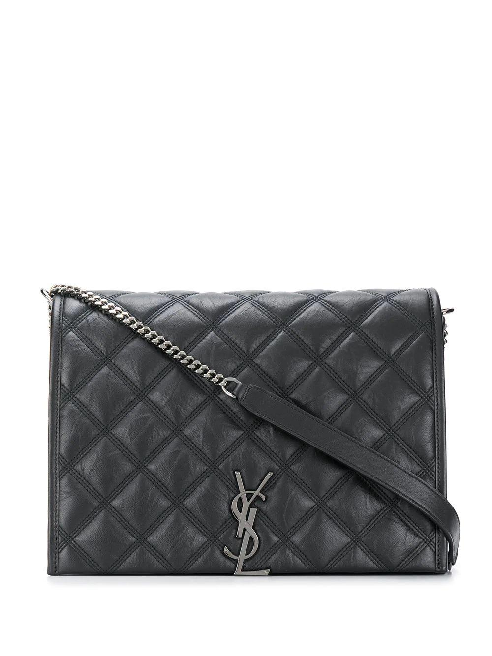Becky Quilted Leather Bag Item # 5796071UQ23