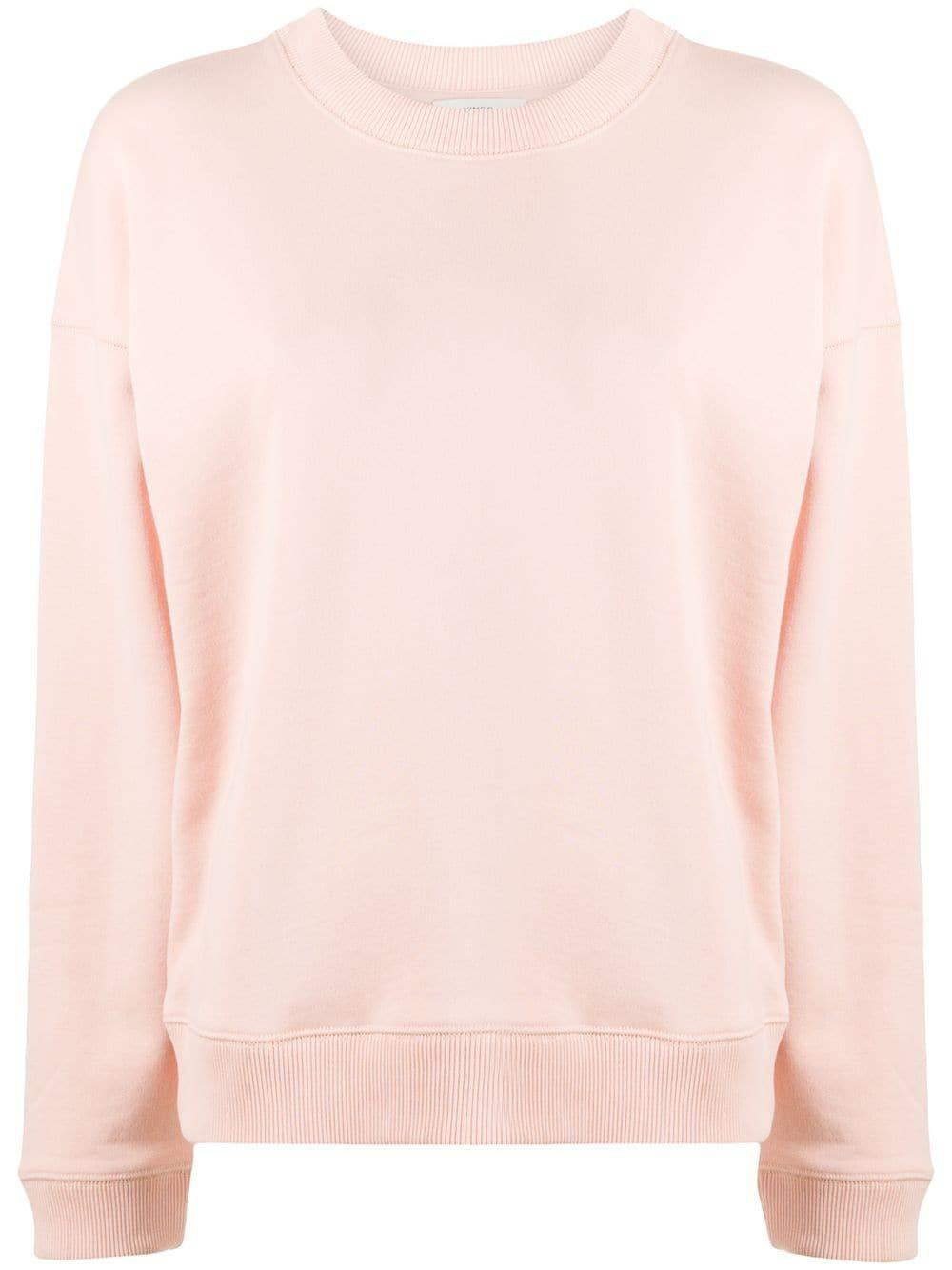 Ribbed Long Sleeve Pullover