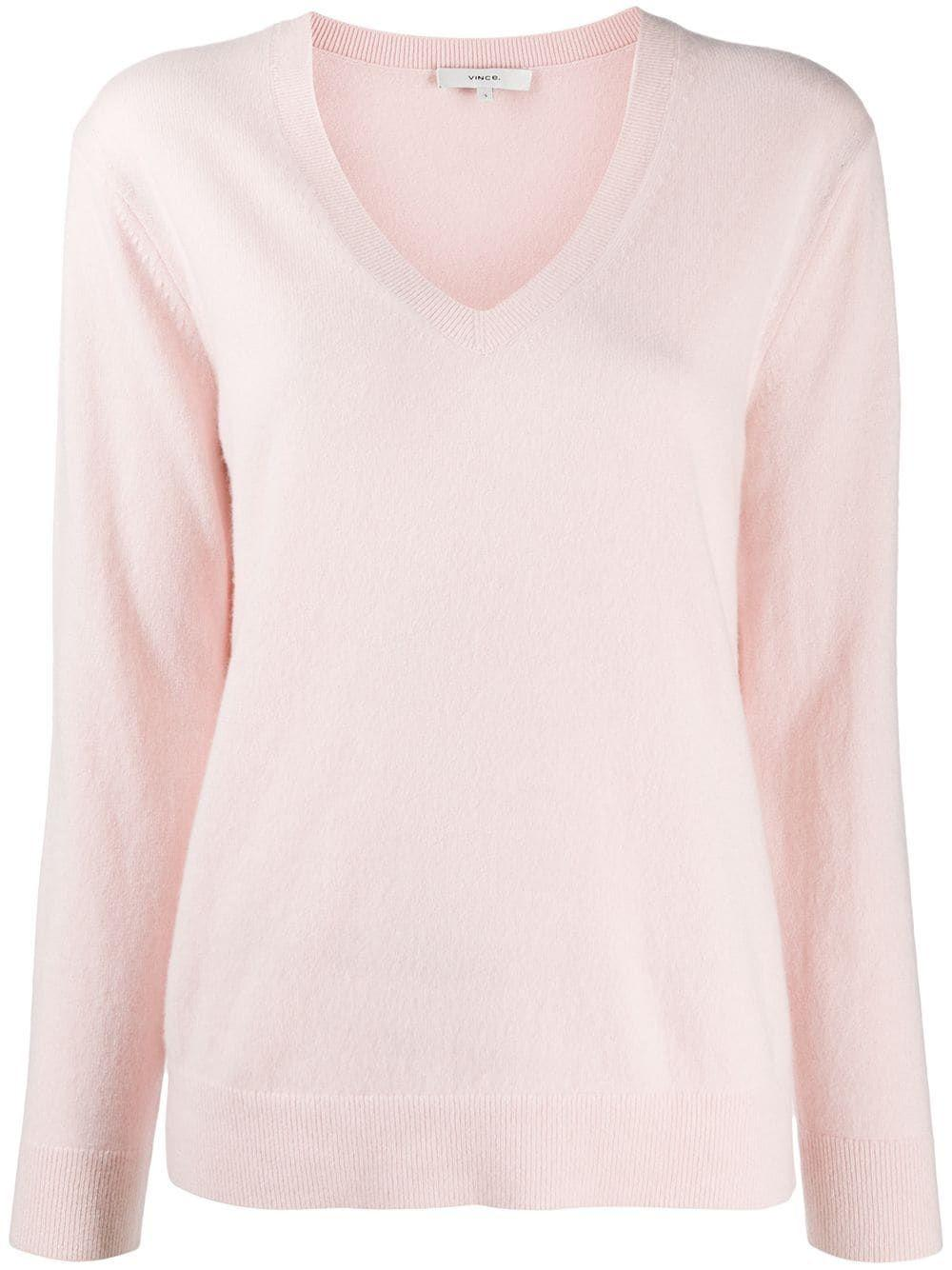Weekend V- Neck Sweater Item # V671878133