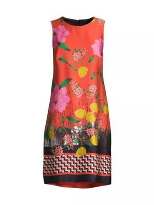 Bonnie Floral Shift Dress