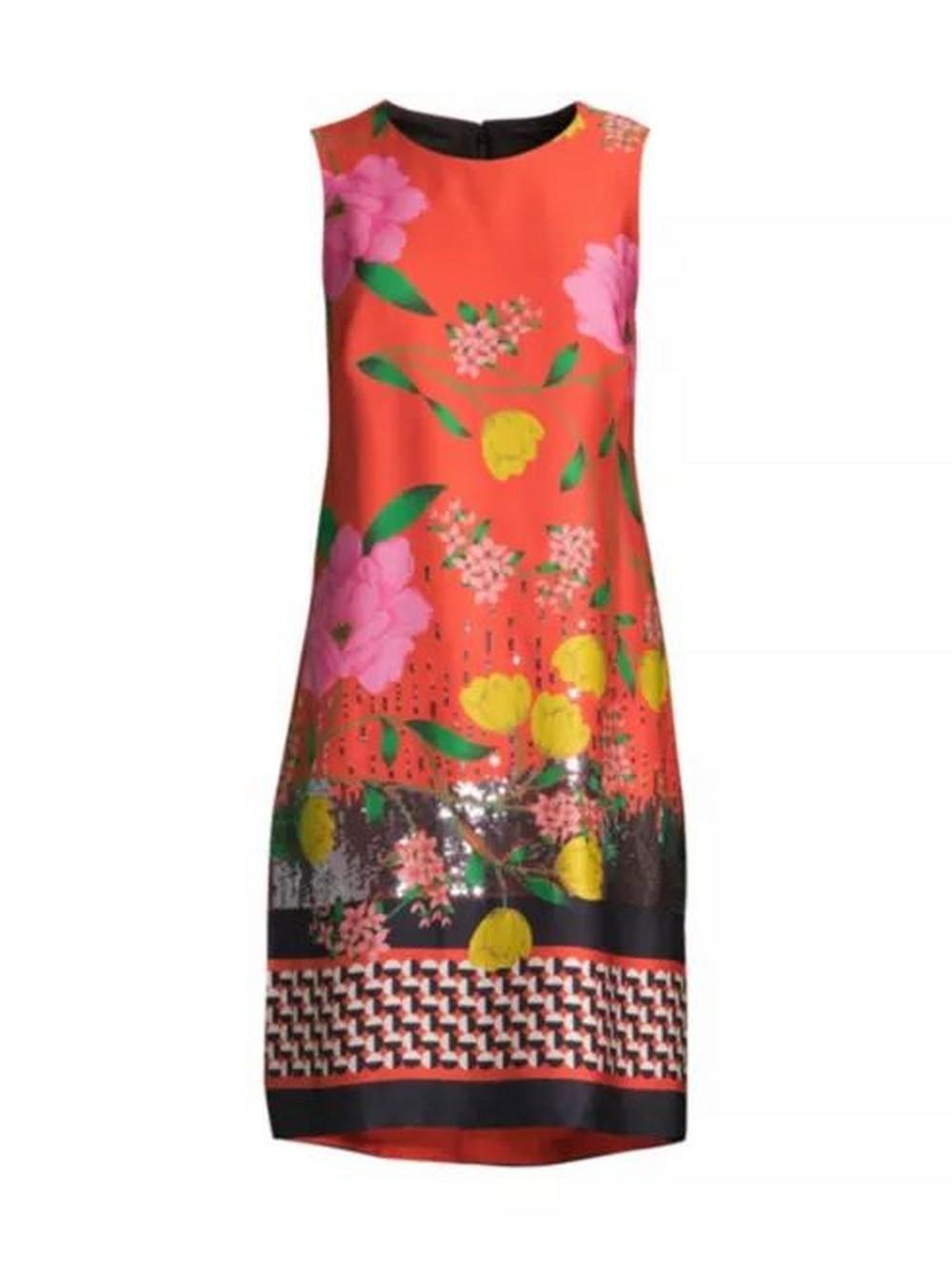 Bonnie Floral Shift Dress