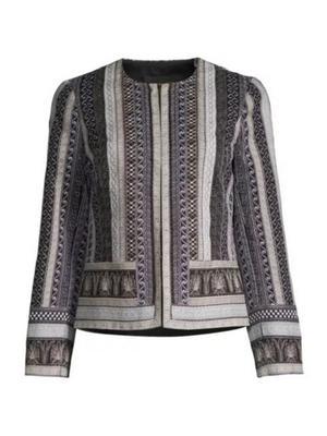 Bethany Embroidered Jacket