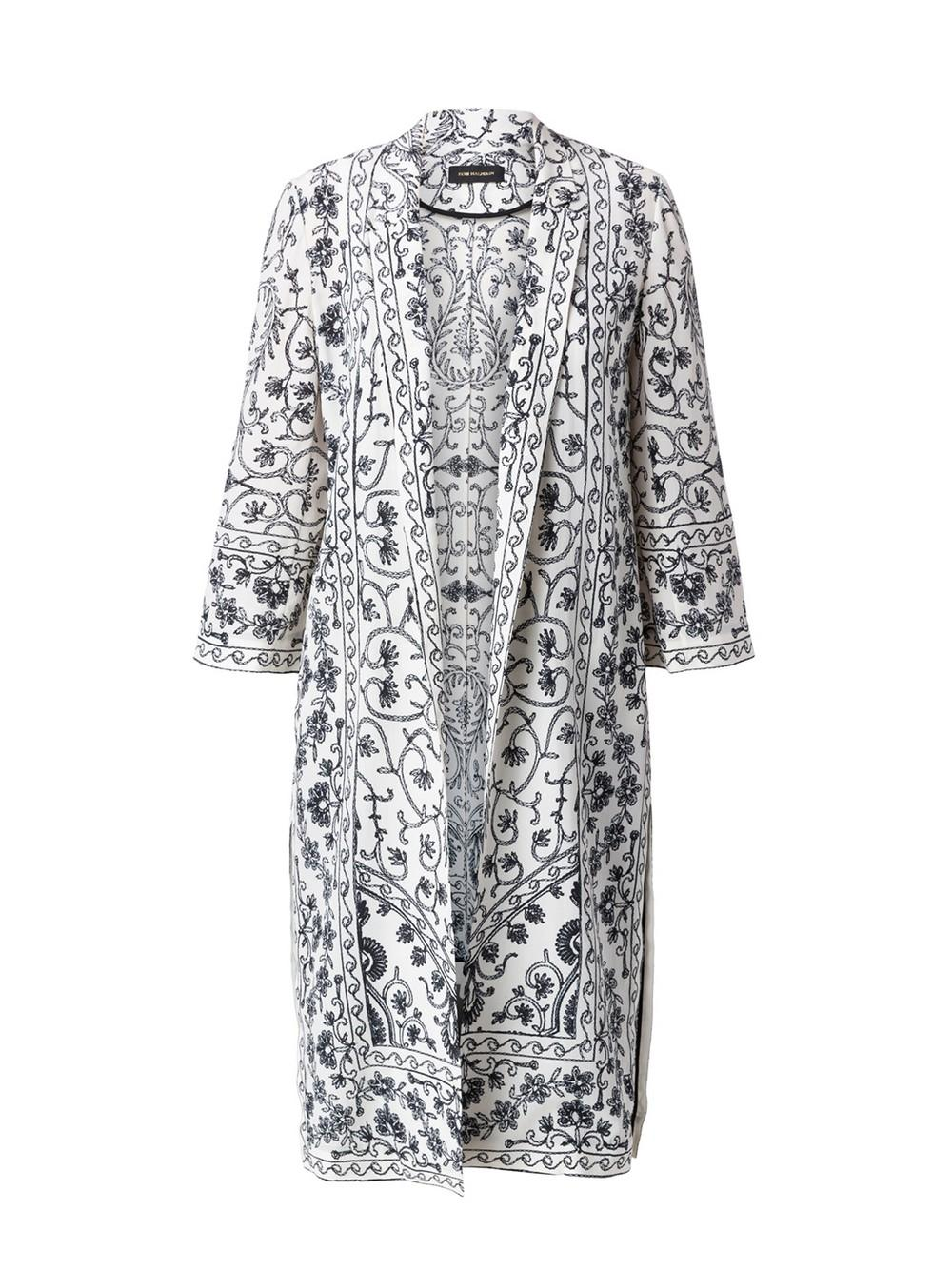Suzette Printed Duster