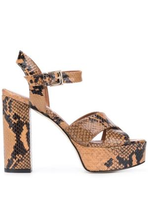 Python Print Platform Sandal