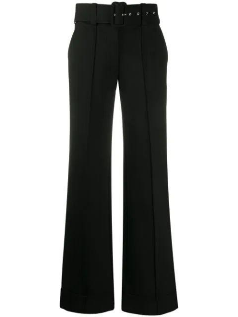 Belted Jersey Trouser Item # 2320JTR001410A