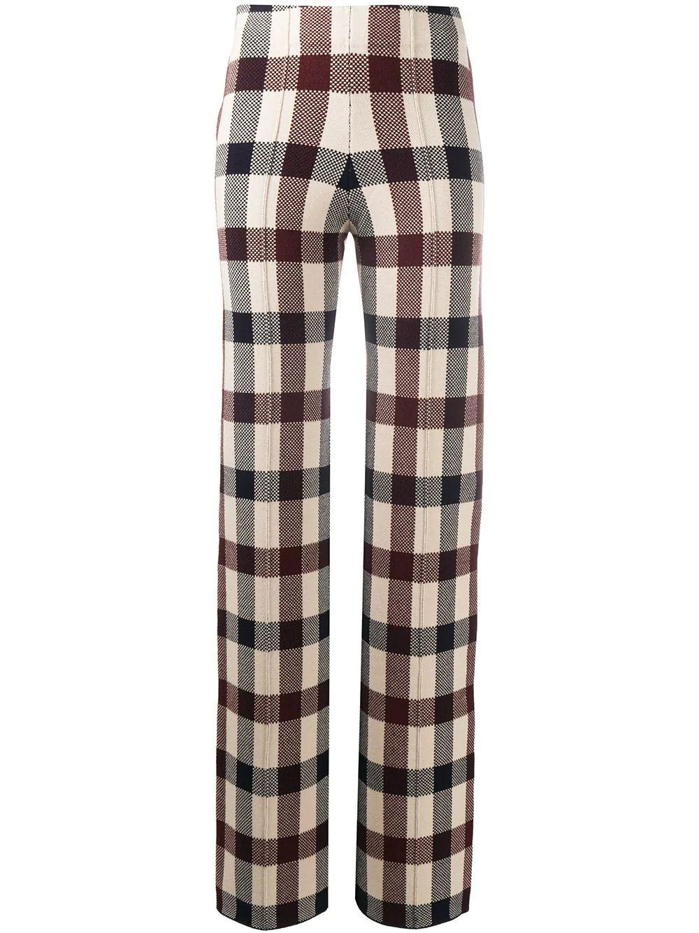 Plaid Trouser Item # 2320KTR001441A