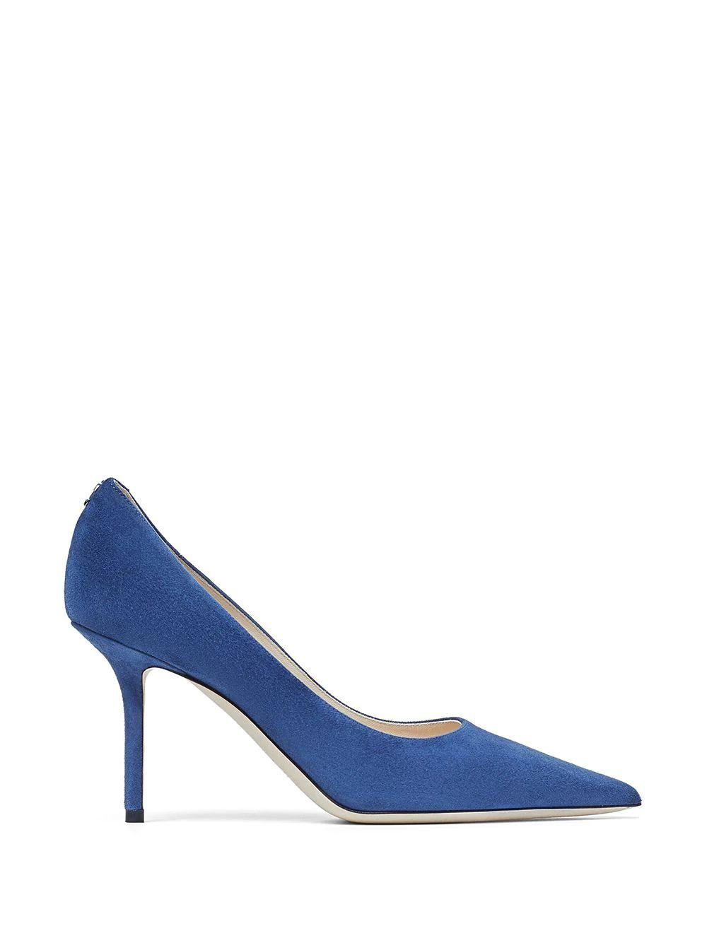 Love Suede 85mm Pump