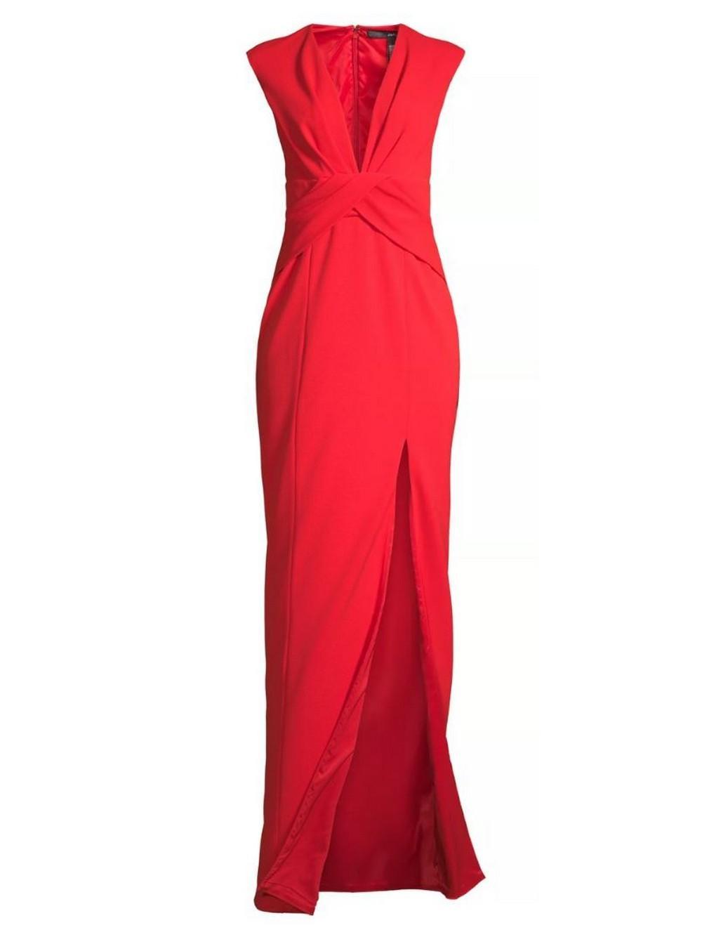 Sirena Column Gown Item # 125601
