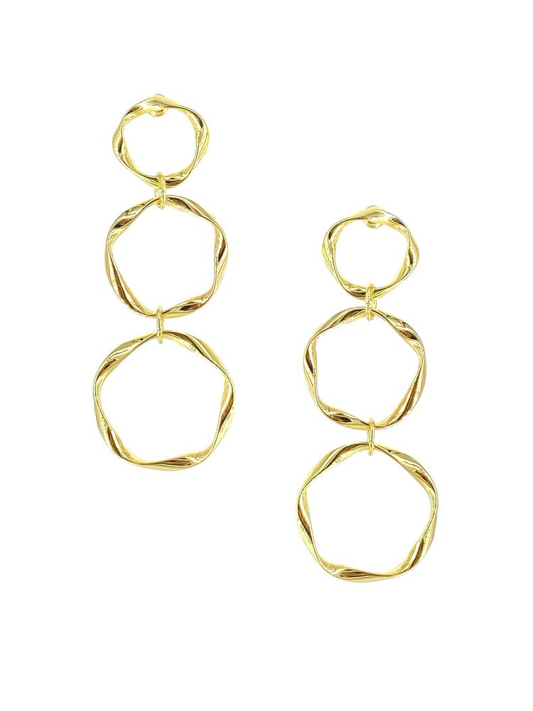 Been Waiting Such A Long Time Earrings Item # CLE3725G