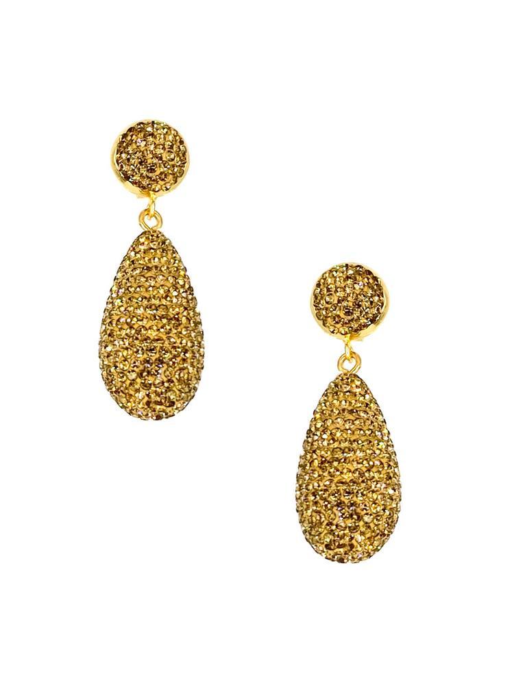 Mini Chubs Earrings Item # CLVE1073GOLD