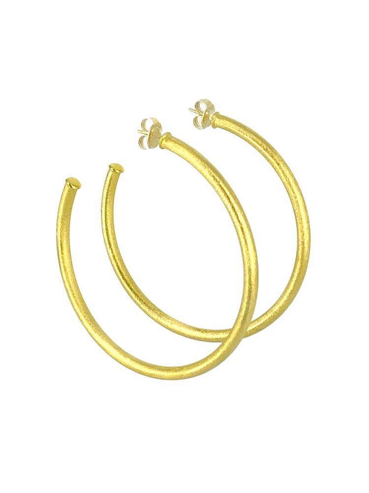 Larger Hoop Earrings