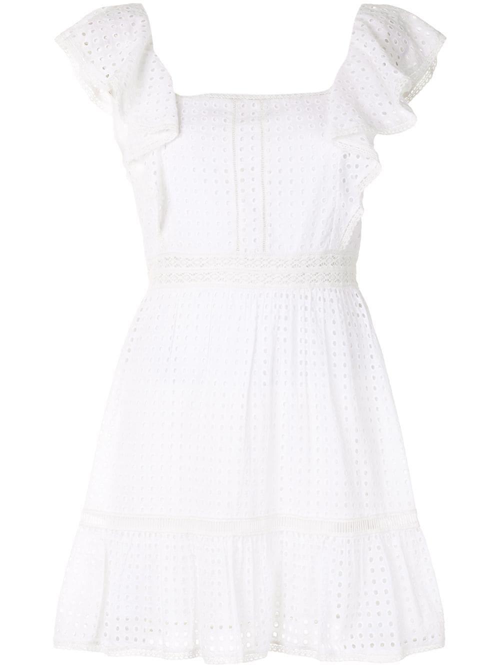 Remada Button Front Dress