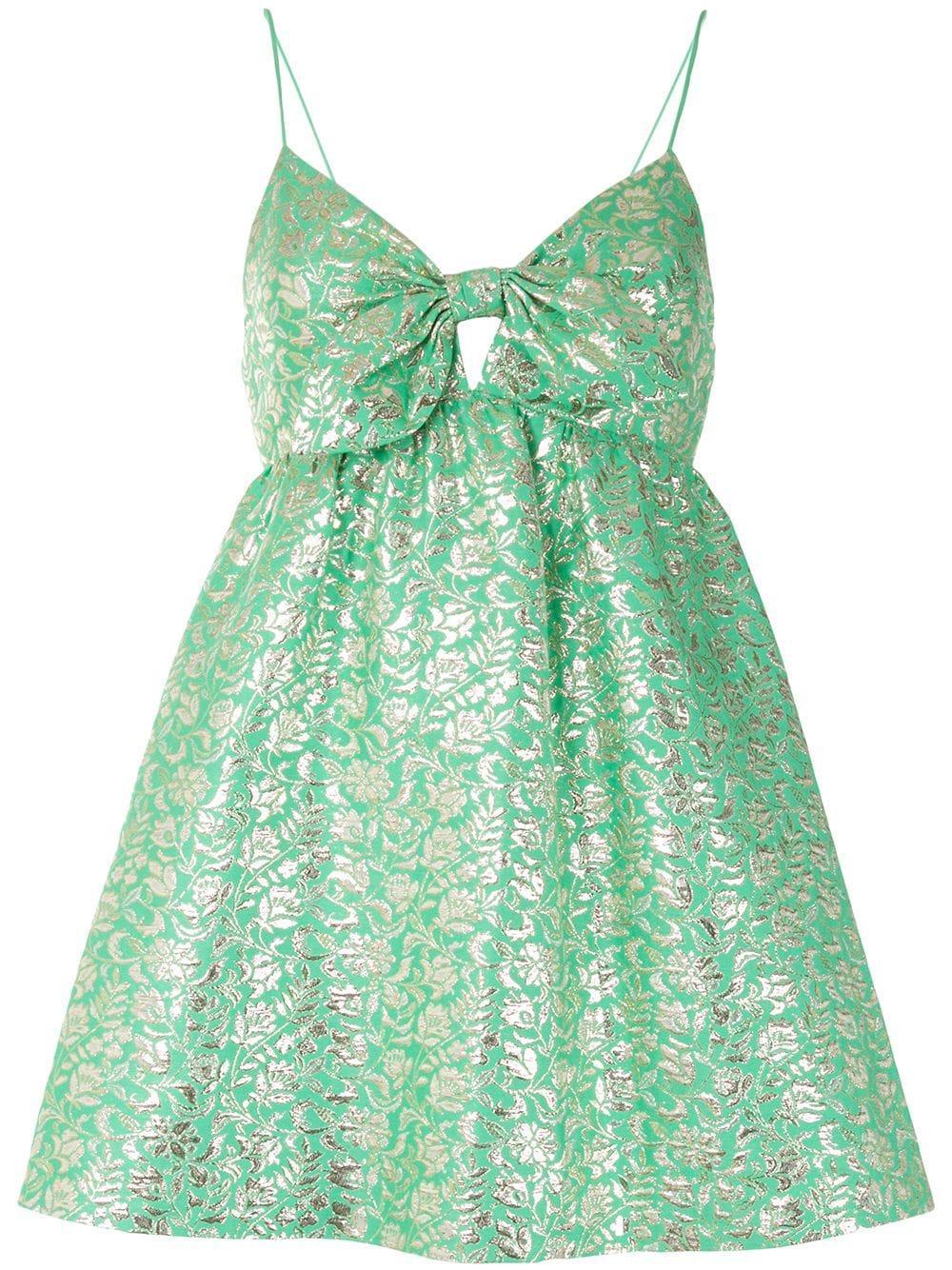 Melvina Babydoll Dress