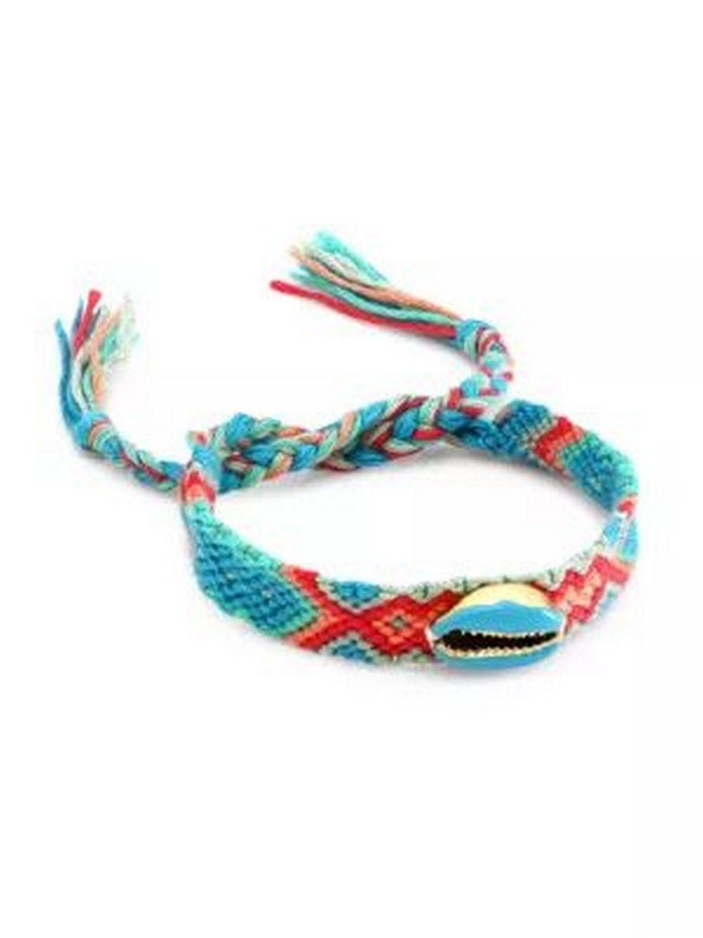 Enamel Friendship Bracelet